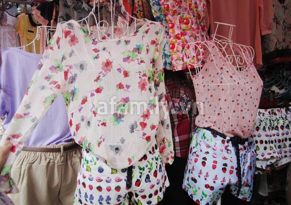 Chợ Ninh Hiệp: Chưa phải thiên đường mua sắm 5