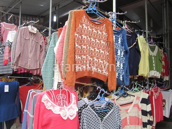 Chợ Ninh Hiệp: Chưa phải thiên đường mua sắm 7