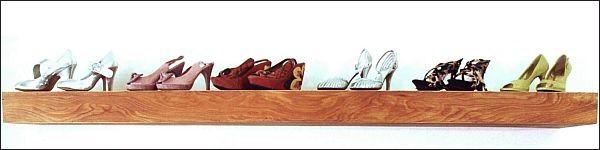 Giải pháp lưu trữ giày dép khoa học trong nhà nhỏ