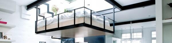 Cách sắp đặt chỗ ngủ cực chuẩn cho nhà chật