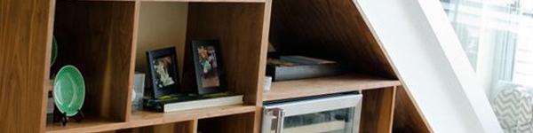 3 cách lưu trữ đồ đơn giản mà hiệu quả cho nhà chật