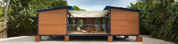 Ngôi nhà ven biển cực đẹp được hãng Louis Vuitton hiện thực hóa