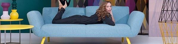 """Nhà đẹp với 5 mẫu sofa """"chất lừ"""""""