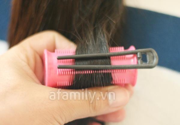 Bộ lô cuốn tóc điện Jiang Wang 14