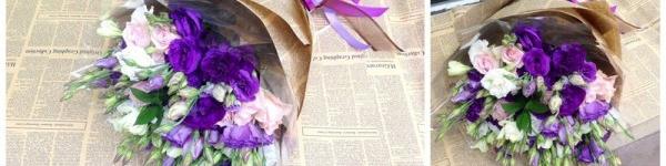 """8 tiệm hoa """"đắt xắt ra miếng"""" cho ngày 8/3 ở Hà Nội và Sài Gòn"""