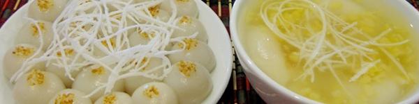 Tết Hàn thực với món bánh trôi, bánh chay khắp mọi miền đất nước