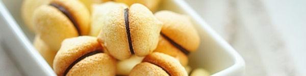 Cách làm bánh kẹp chocolate ngọt ngào kiểu Pháp
