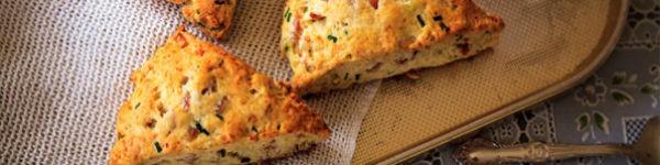Bánh mỳ mặn thơm giòn cho bữa sáng ấm áp
