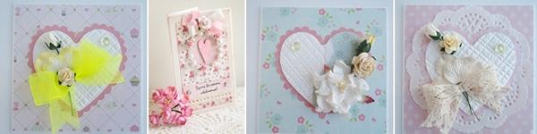 2 cách làm thiệp dễ dàng và đáng yêu cho ngày Valentine