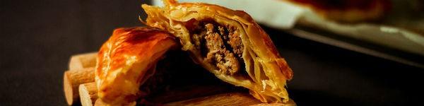 Pate Chaud - món bánh ăn sáng nóng hổi từ nước Pháp