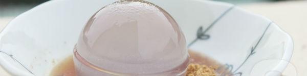 Làm bánh giọt nước kiểu Nhật cực hot nhé!