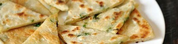 Làm bánh mì hành giòn thơm không cần lò nướng!