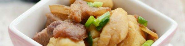 Thịt ram đậu phụ ngon rẻ cho bữa tối