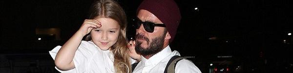 Harper - Cô công chúa sinh ra trong nhung lụa của vợ chồng Beckham được nuôi dạy như nào?