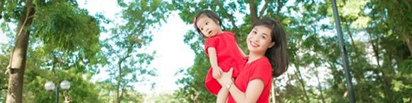 Bộ ảnh siêu yêu của mẹ Việt khiến ai cũng muốn có 1 cô con gái