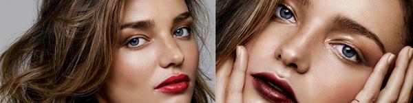 4 màu son làm nên vẻ đẹp mê đắm của Miranda Kerr