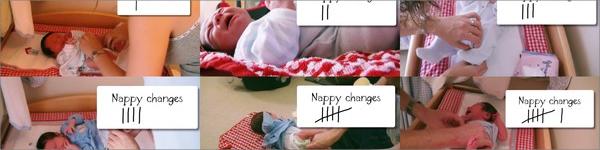"""Clip một ngày """"quay như chong chóng"""" với em bé sơ sinh hút 4 triệu lượt xem"""