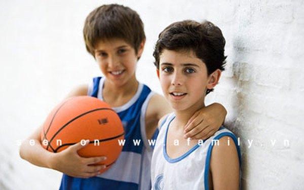 8 mẹo giúp trẻ hứng thú chơi thể thao hơn