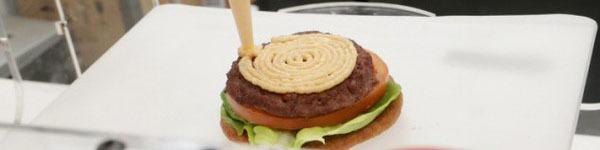 Máy in... thực phẩm 3D