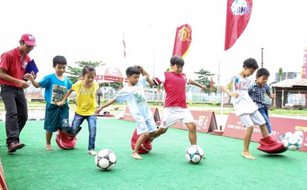Khám phá trại hè miễn phí giúp trẻ yêu thể thao