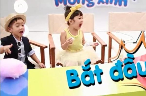 """Cuộc tranh cãi """"nảy lửa"""" giữa con MC Diệp Chi và Ốc Thanh Vân"""