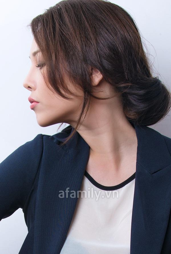 3 kiểu tóc nhanh-gọn-đẹp cho quý cô công sở 9