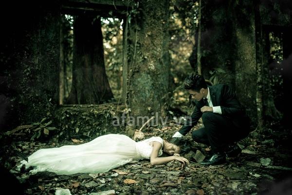 """Đám cưới """"ma"""" 11"""