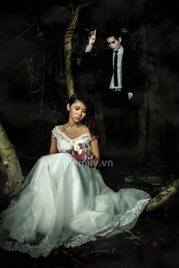 """Đám cưới """"ma"""" 6"""