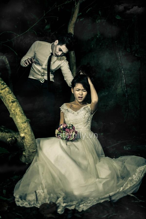 """Đám cưới """"ma"""" 15"""