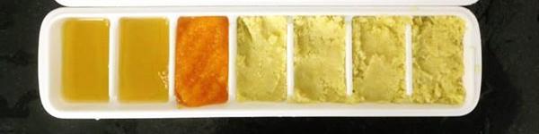 Cách bảo quản thức ăn dặm đảm bảo giữ nguyên chất dinh dưỡng cho bé