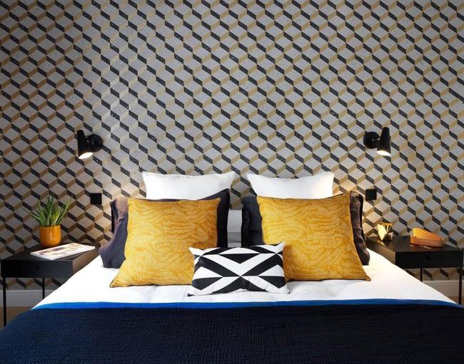 Căn hộ 45m² đơn giản mà đẹp xuất sắc với thiết kế cực hợp lý cho vợ chồng trẻ - Ảnh 8.