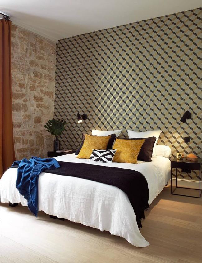 Căn hộ 45m² đơn giản mà đẹp xuất sắc với thiết kế cực hợp lý cho vợ chồng trẻ - Ảnh 7.