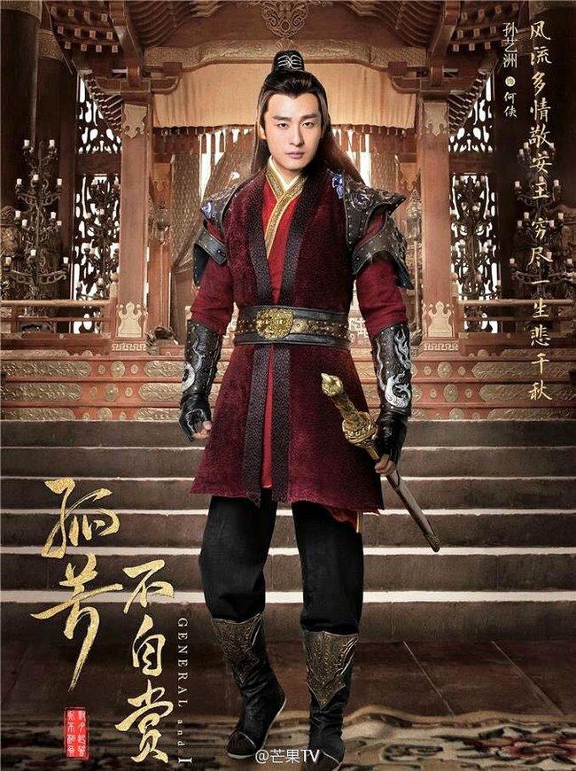 Chung Hán Lương mặt đầy vết thương vẫn ôm Angelababy không rời - Ảnh 8.
