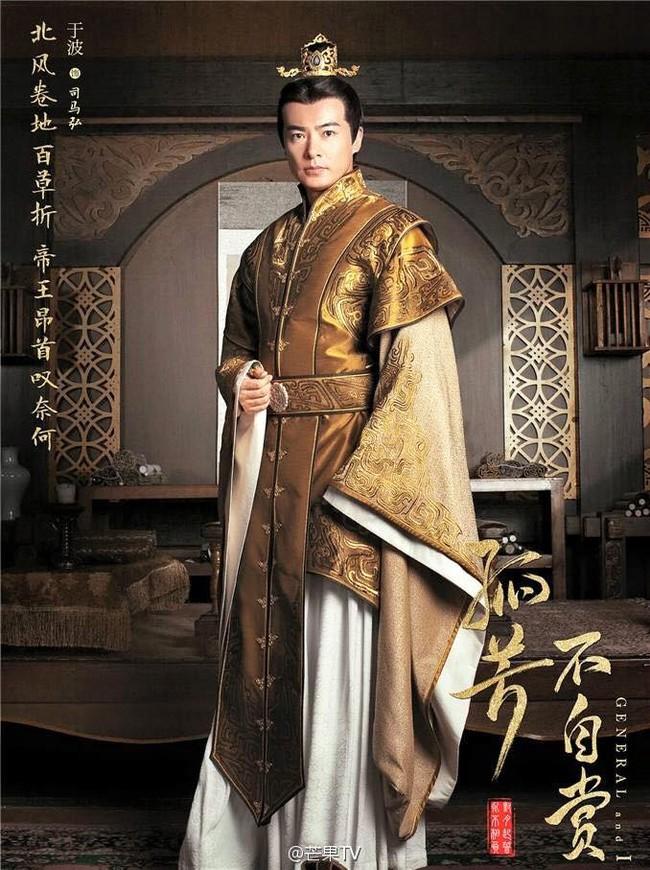 Chung Hán Lương mặt đầy vết thương vẫn ôm Angelababy không rời - Ảnh 9.