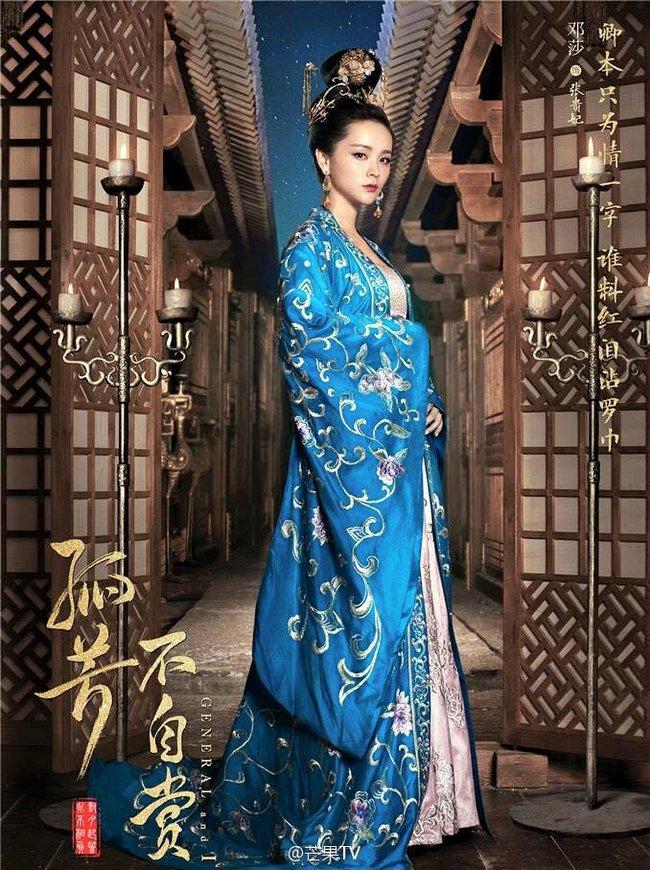 Chung Hán Lương mặt đầy vết thương vẫn ôm Angelababy không rời - Ảnh 11.