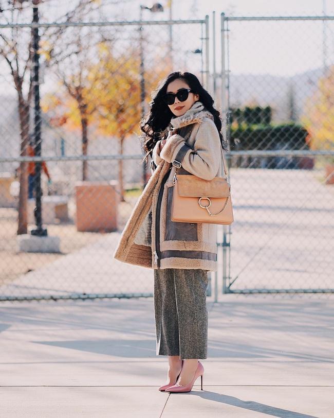 Street style 'ấm - đẹp - chất' của các quý cô Châu Á
