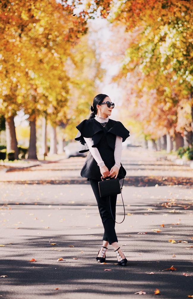 Street style ấm - đẹp - chất của các quý cô Châu Á  - Ảnh 7.