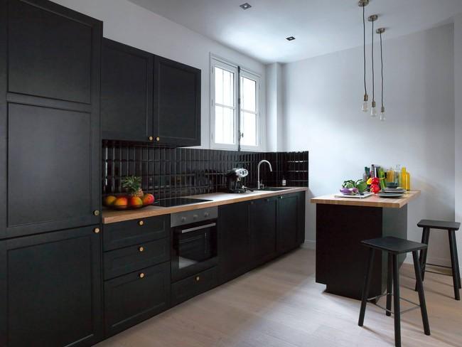 Căn hộ 45m² đơn giản mà đẹp xuất sắc với thiết kế cực hợp lý cho vợ chồng trẻ - Ảnh 6.