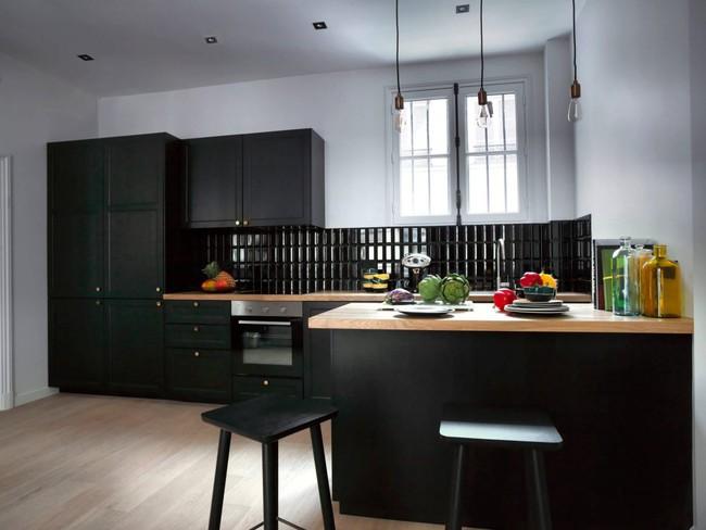 Căn hộ 45m² đơn giản mà đẹp xuất sắc với thiết kế cực hợp lý cho vợ chồng trẻ - Ảnh 5.