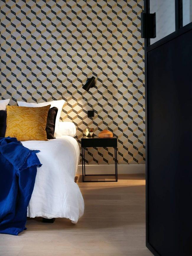 Căn hộ 45m² đơn giản mà đẹp xuất sắc với thiết kế cực hợp lý cho vợ chồng trẻ - Ảnh 9.