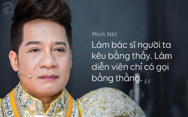 Minh Nhí: Tủi nhục và thèm được chết khi bị cấm diễn - Ảnh 4.