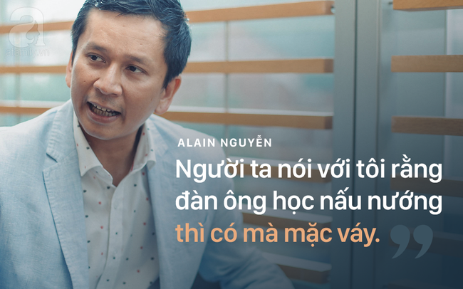 Alain Nguyễn Vua đầu bếp nhí: Những chuyện chưa từng kể của cậu ấm con nhà giáo sư - Ảnh 2.