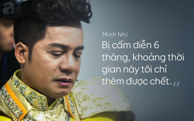 Minh Nhí: Tủi nhục và thèm được chết khi bị cấm diễn - Ảnh 7.