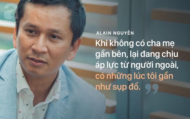 Alain Nguyễn Vua đầu bếp nhí: Những chuyện chưa từng kể của cậu ấm con nhà giáo sư - Ảnh 5.