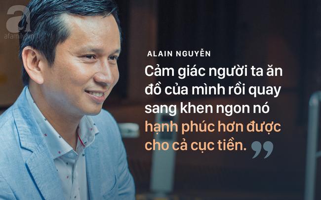 Alain Nguyễn Vua đầu bếp nhí: Những chuyện chưa từng kể của cậu ấm con nhà giáo sư - Ảnh 9.