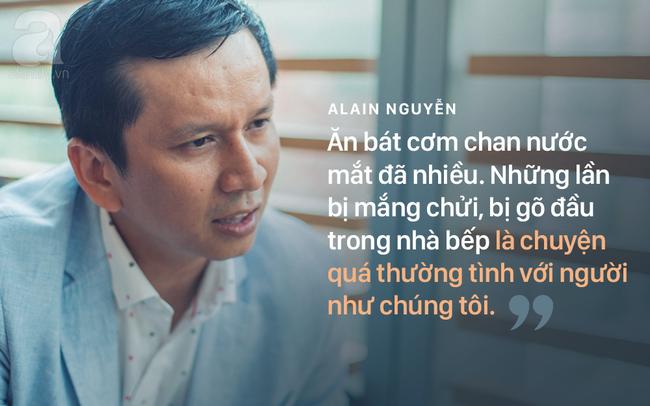 Alain Nguyễn Vua đầu bếp nhí: Những chuyện chưa từng kể của cậu ấm con nhà giáo sư - Ảnh 7.
