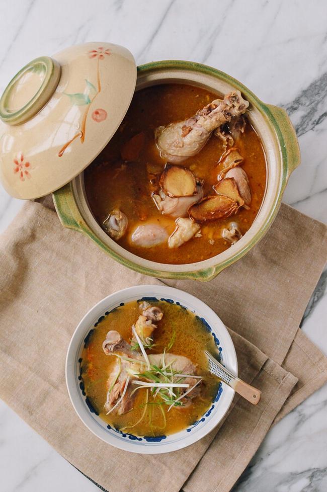 Ngày lạnh bồi bổ sức khỏe cho cả nhà với món canh gà mới lạ hấp dẫn - Ảnh 5.