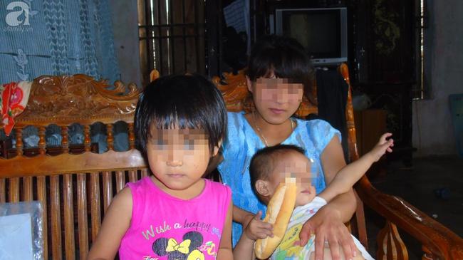 26 tuổi, chị Xuân 1 nách 4 đứa con thơ.