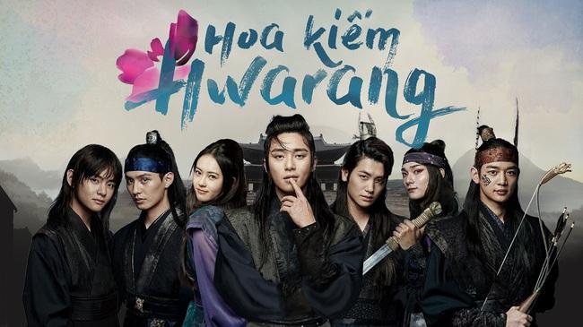 Phim cổ trang bội thực trai đẹp đến Việt Nam song song với Hàn Quốc - Ảnh 1.