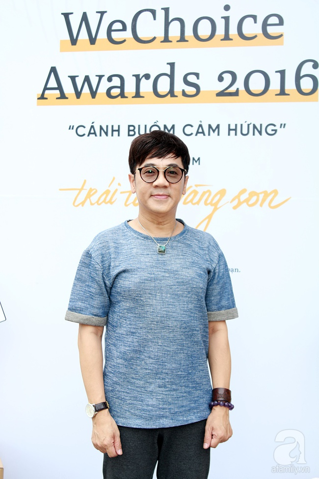Dàn sao Việt háo hức tham dự họp báo Lễ trao giải WeChoice mùa thứ 3 - Ảnh 2.